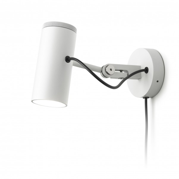 schwarze wandleuchte mit drehschalter und kabel berzeugt. Black Bedroom Furniture Sets. Home Design Ideas